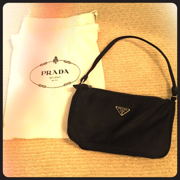 a6e00bdefe4e Prada Bags | Canvas Mini Bag | Poshmark